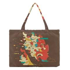 Shadow Advance Medium Tote Bag