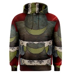 Illustration Drawing Vector Color Men s Pullover Hoodie
