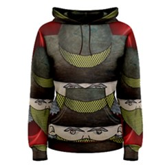 Illustration Drawing Vector Color Women s Pullover Hoodie