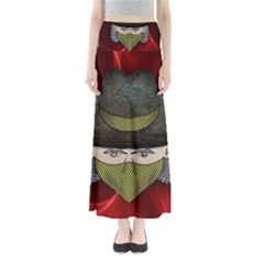 Illustration Drawing Vector Color Maxi Skirts