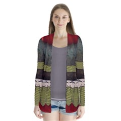 Illustration Drawing Vector Color Cardigans