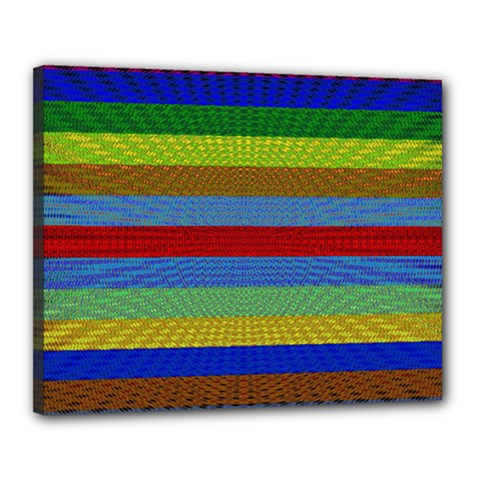 Pattern Background Canvas 20  X 16