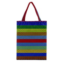 Pattern Background Classic Tote Bag
