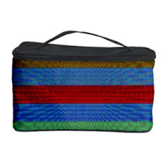 Pattern Background Cosmetic Storage Case