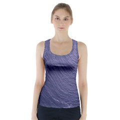 Textura Stone Racer Back Sports Top