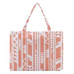 Tribal Pattern Medium Tote Bag