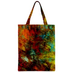 Mixed Abstract Classic Tote Bag