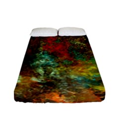Mixed Abstract Fitted Sheet (full/ Double Size)