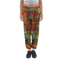 Mixed Abstract Women s Jogger Sweatpants
