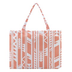 Tribal Pattern Medium Tote Bag