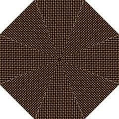 Fabric Pattern Texture Background Folding Umbrellas