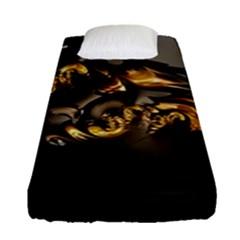 Fractal Mathematics Abstract Fitted Sheet (single Size)