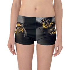 Fractal Mathematics Abstract Reversible Bikini Bottoms