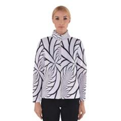 Fractal Symmetry Pattern Network Winterwear