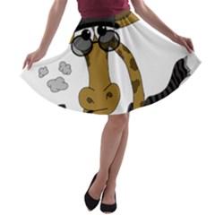 Mr. elegance A-line Skater Skirt