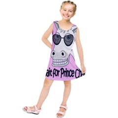 Don t wait for Prince Charming Kids  Tunic Dress
