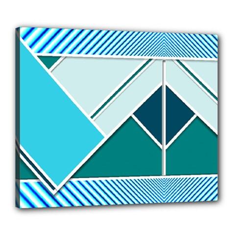 Logo Concept Banner Header Idea Canvas 24  X 20