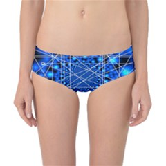 Network Connection Structure Knot Classic Bikini Bottoms