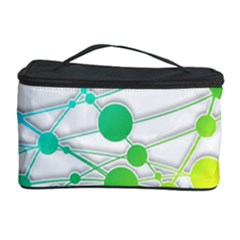 Network Connection Structure Knot Cosmetic Storage Case