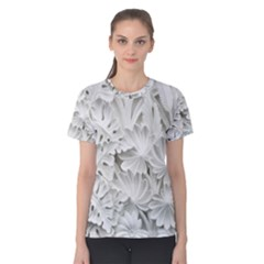 Pattern Motif Decor Women s Cotton Tee