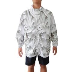 Pattern Motif Decor Wind Breaker (kids)
