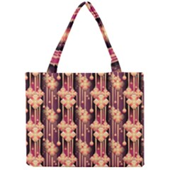 Seamless Pattern Mini Tote Bag