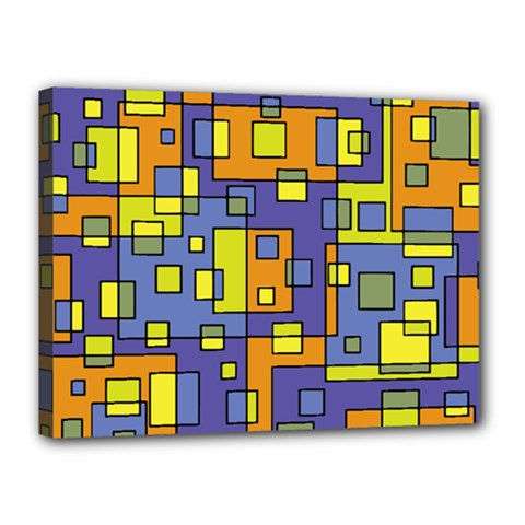 Square Background Background Texture Canvas 16  X 12