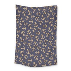 Anchor Ship Small Tapestry