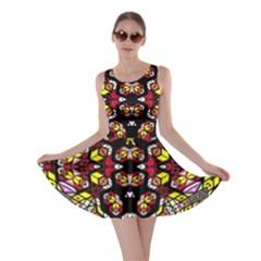Queen Design 456 Skater Dress