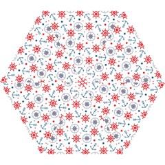 Compass Anchor Mini Folding Umbrellas