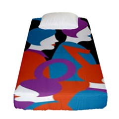 People Fitted Sheet (single Size)
