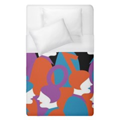 People Duvet Cover (single Size)