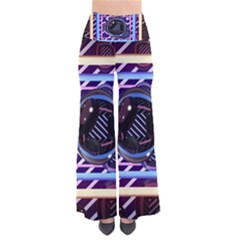 Abstract Sphere Room 3d Design Pants