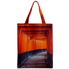 Architecture Art Bright Color Classic Tote Bag