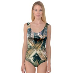 Architecture Buildings City Princess Tank Leotard