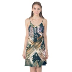 Architecture Buildings City Camis Nightgown