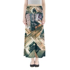 Architecture Buildings City Maxi Skirts
