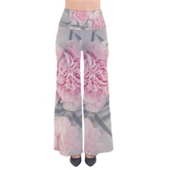 Cloves Flowers Pink Carnation Pink Pants