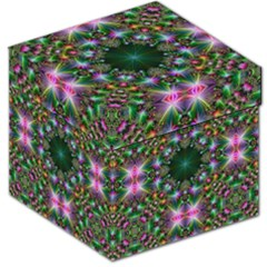 Digital Kaleidoscope Storage Stool 12