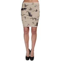 Vintage Old Fashioned Antique Bodycon Skirt