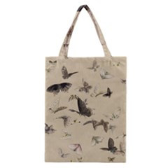 Vintage Old Fashioned Antique Classic Tote Bag