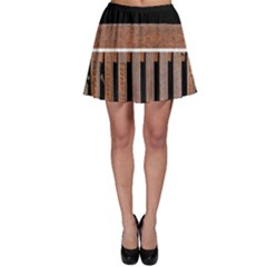Stainless Structure Collection Skater Skirt