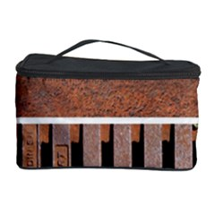 Stainless Structure Collection Cosmetic Storage Case