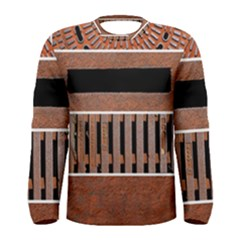 Stainless Structure Collection Men s Long Sleeve Tee