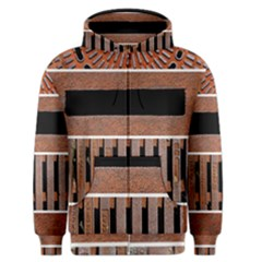 Stainless Structure Collection Men s Zipper Hoodie
