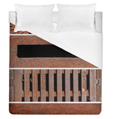 Stainless Structure Collection Duvet Cover (queen Size)