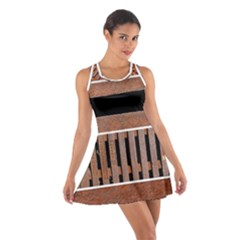 Stainless Structure Collection Cotton Racerback Dress