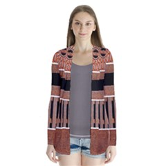 Stainless Structure Collection Cardigans