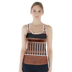 Stainless Structure Collection Racer Back Sports Top