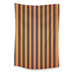 Printable Halloween Paper Large Tapestry